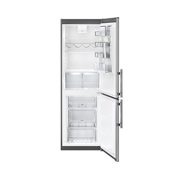 frigoriferi libera inst en3618mfx electrolux frigo combinato finitura acciaio 60 cm. Black Bedroom Furniture Sets. Home Design Ideas